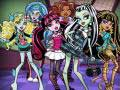 Monster High School ойындар