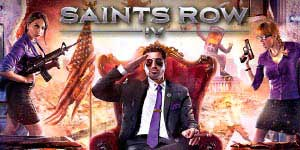 Онлайн ойын: Saints Row 4